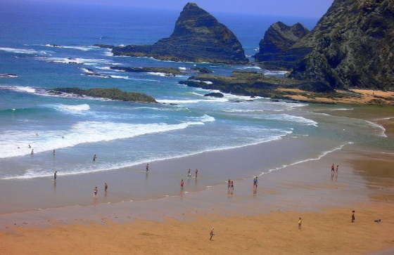 Plaże Alentejo