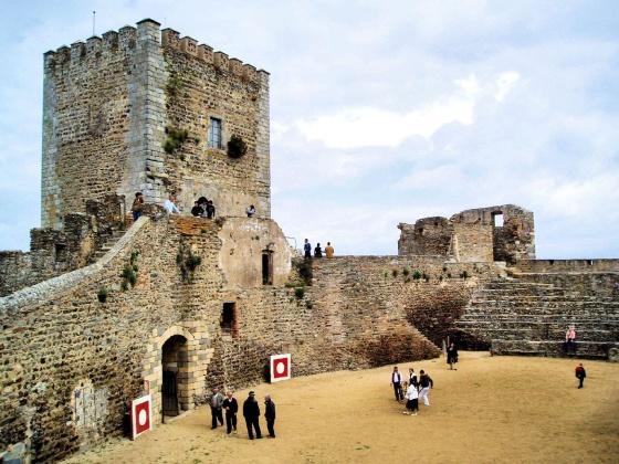 Zamek Monsaraz