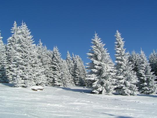 Góry Słowacja