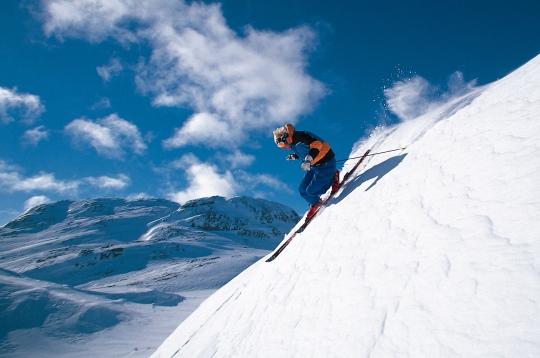 Norwegia Narty